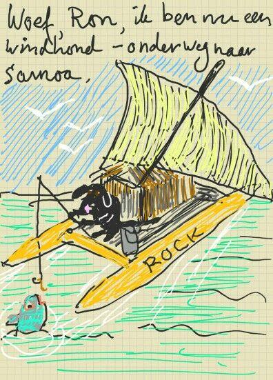 30. Op weg naar Samoa