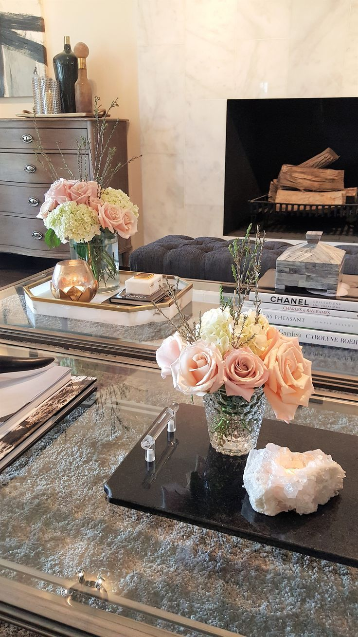 Coffee Table Styling Spring Home Decor Elegant Home Decor Coffee Table Styling