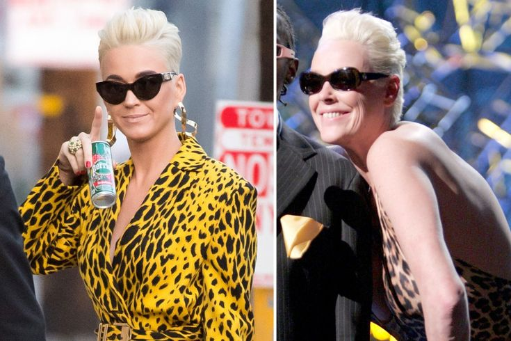 Katy Perry channels Brigitte Nielsen and more star snaps