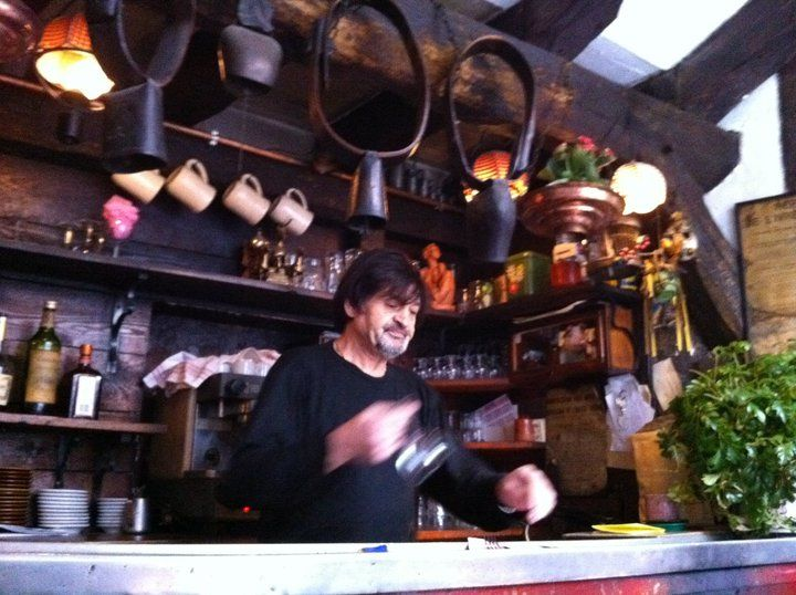 12 Places to Dine à la Belle Epoque in Paris | Messy Nessy Chic Messy Nessy Chic