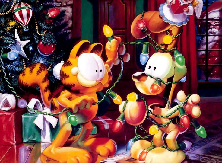 41 best garfield wallpapers images on pinterest - Garfield wallpapers for mobile ...