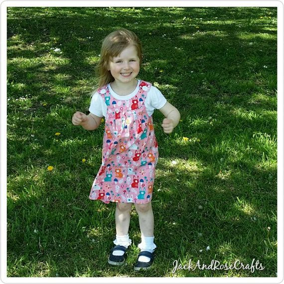 Check out this item in my Etsy shop https://www.etsy.com/uk/listing/264464316/little-girl-rabbit-dress-spring-dress