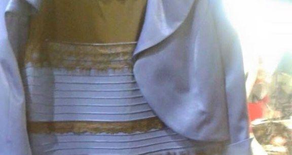 301acc3f45e54 このドレスって青と黒ですよね? 人によって白と金に見える人がいるん ...