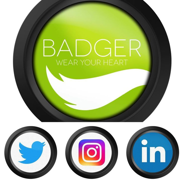 the.badger.meYour social media account as part of your offline avatar? Doable! Back the Badger #wearable when we launch on #kickstarter soon Facebook.com/badgerwearable #startups #gadget #screens #business #fashion #phoenix #arizona #art #networking #streetwear #streetstyle #design #style #hardware #software #tech