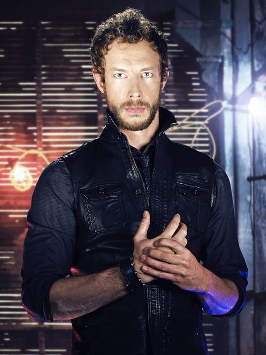 Dyson, from the series, Lost Girl - light fey werewolf - played by Kris Holden-Ried