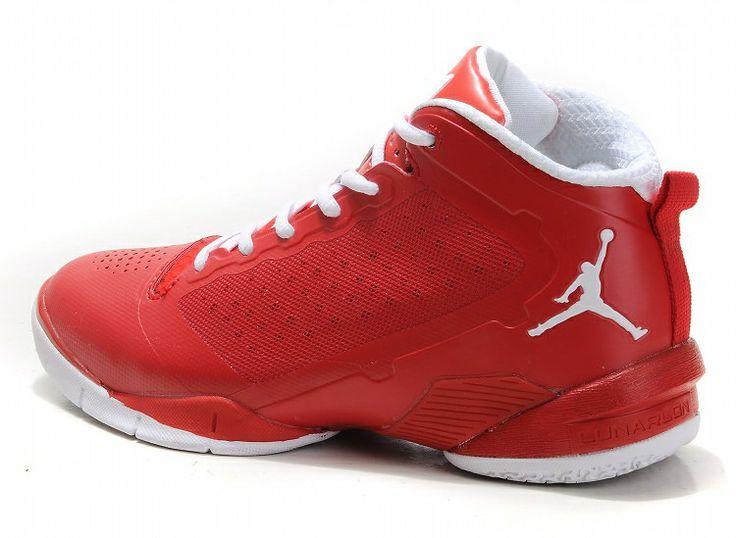 Nike Jordan Fly Wade 2 Christmas Dwyane Wade Shoes Red