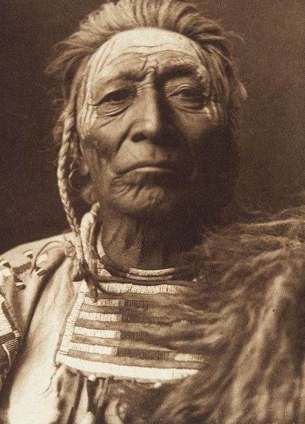 Bull Tongue - Apsaroke (The North American Indian, v. IV. Cambridge, MA: The University Press, 1909)