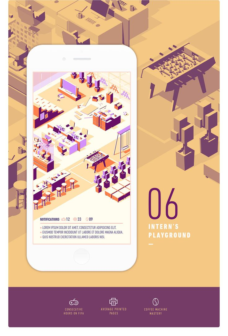 Poster design app - Fundations Is A Commissioned Game And The Following Pictures Show The Prototype Version Without Character Isometric Designapp