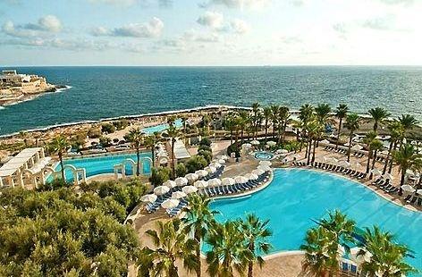 Hilton, Malta, St. Julians