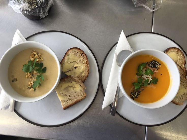 Butternut Soup, Potato and Leek Soup, Tomato Soup recipes