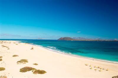 #Fuerteventura - Kanareninsel und #Windsurfparadies. #Kitesurfen im Passatwind. Erste Klasse.