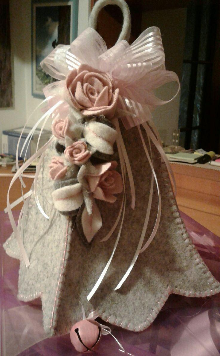 Campana...in rose -Luisa Valent