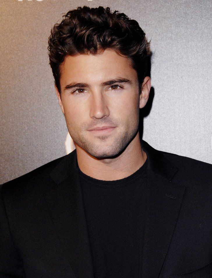 """Pin for Later: 24 Times You Just Couldn't Help But Crush on Brody Jenner When He Absolutely Perfected the """"Blue Steel"""" Gaze"""