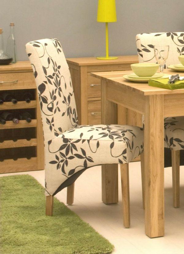 buy baumhaus mobel oak upholstered dining chair pair online cfs uk baumhaus mobel oak upholstered dining chair pair