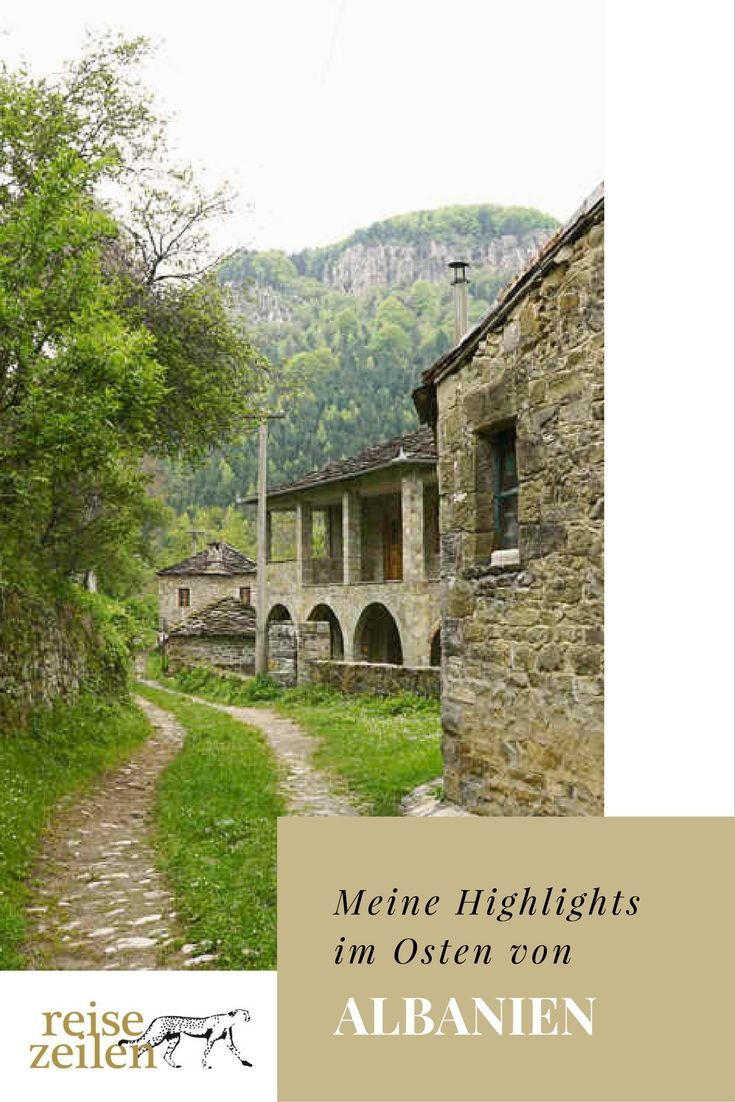 Albanien - Von Tirana geht es in einem kurzen Abstecher nach Ohrid (Mazedonien), danach nach Korça und weiter nach Voskopoja.