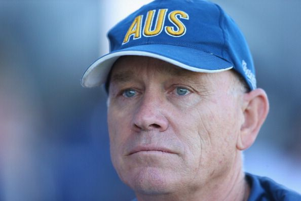 Charlesworth to step down as Australian men's hockey coach after Glasgow 2014