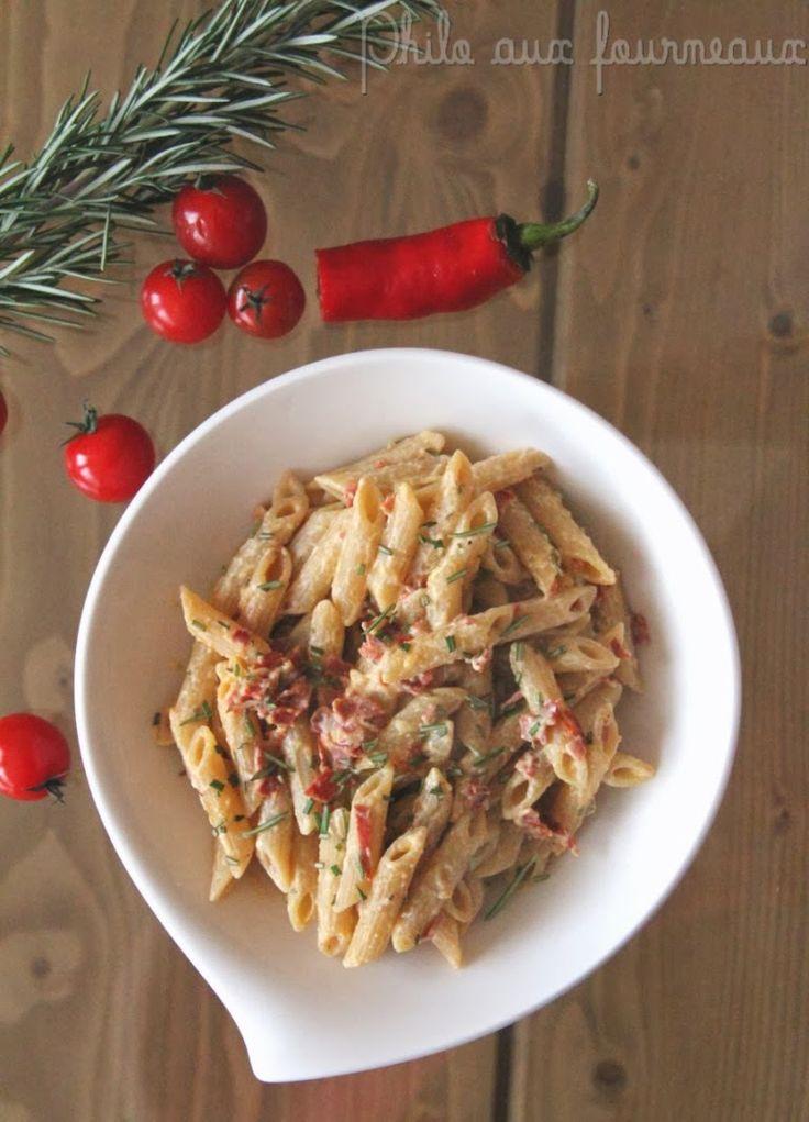 J'ai totalement craqué sur cette recette de Jamie Oliver . Certes, tu me donnes une assiette de pâtes et je craque ... Mais si on y rajou...