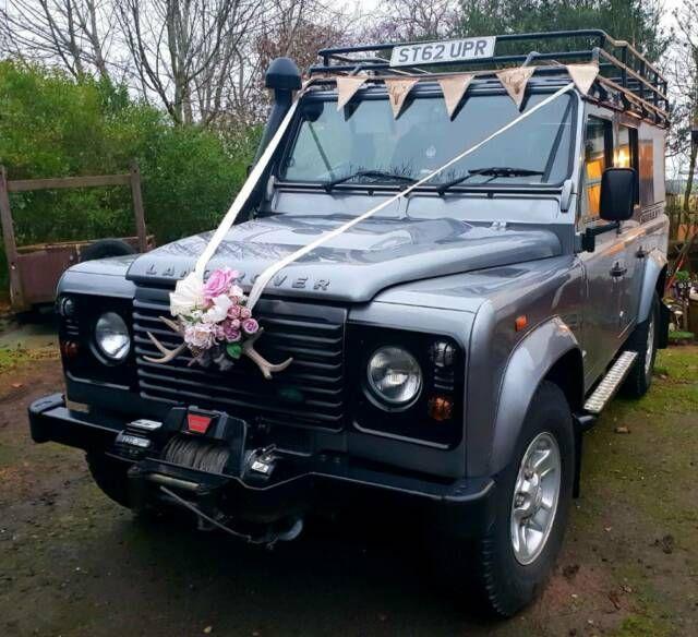 Land Rover Wedding Car Hire In Balerno Edinburgh Gumtree Wedding Car Hire Wedding Car Land Rover