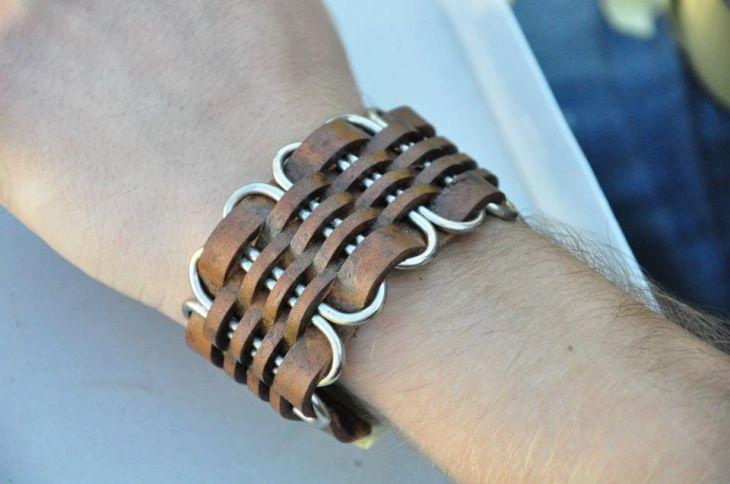 Плетеные браслеты (трафик) / Украшения и бижутерия / Модный сайт о стильной переделке одежды и интерьера