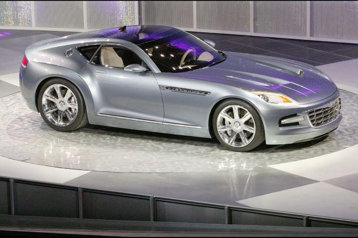 Chrysler Firepower 2018 Exterior Design
