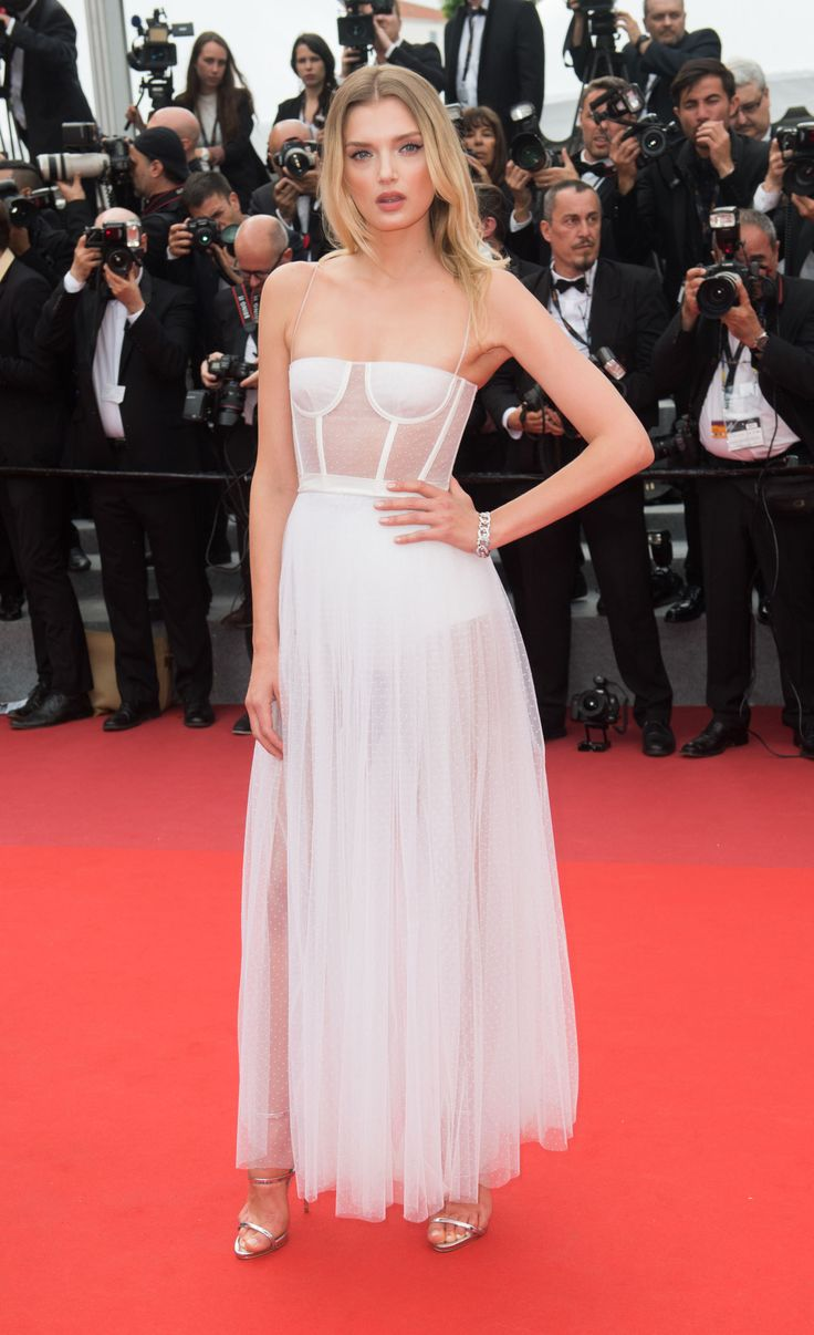 Cannes 2017 Dresses - Best Dressed Celebrities At Cannes Film Festival 2017