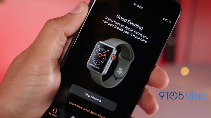 Seleccione Apple Watch modelos disponibles actualmente de Apple por delante de la del martes de actualización