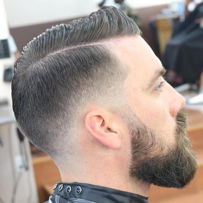 1001 Idees Degrade Progressif L Indemodable Coiffure Homme Coiffure Homme Mariage Cheveux Courts Homme Coiffure Homme