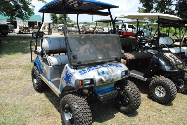Golf Carts - Custom Golf Cart Design | Golf Cart Repair | Custom Golf ...