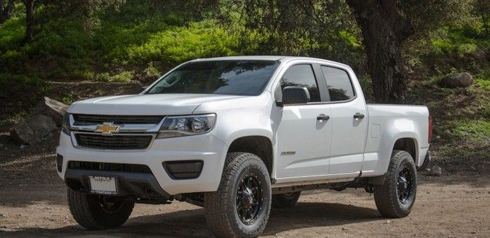 2015 Chevy Colorado Lifted | Make Your 2015 Colorado A True Off-Roader With Icon's New Adjustable ...