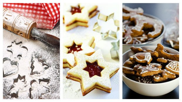 Na vánoční pečení je ideální špaldová mouka Foto:
