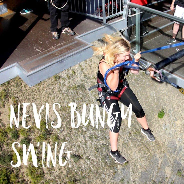 Nevis Bungy Swing