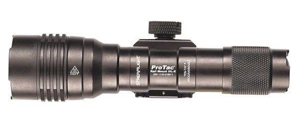 STREAMLIGHT PROTAC Rail Mount and Flashlight review.  Great for EDC and accessory to self defense weapon.