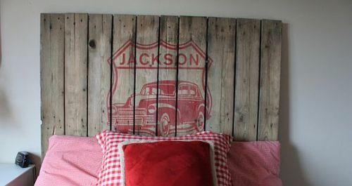 Möbel Aus Holz Paletten U2013 46 Einzigartige Tipps Für Sie   Möbel  Holzpaletten Kopfteil Bett Design