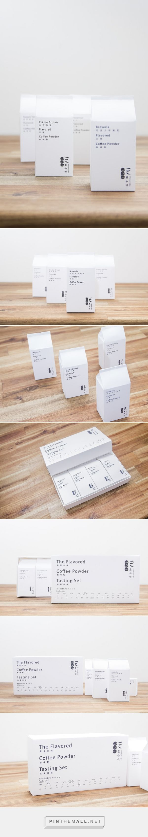 3 Farmers Coffee (Concept)         on          Packaging of the World - Creative Package Design Gallery - created via http://pinthemall.net