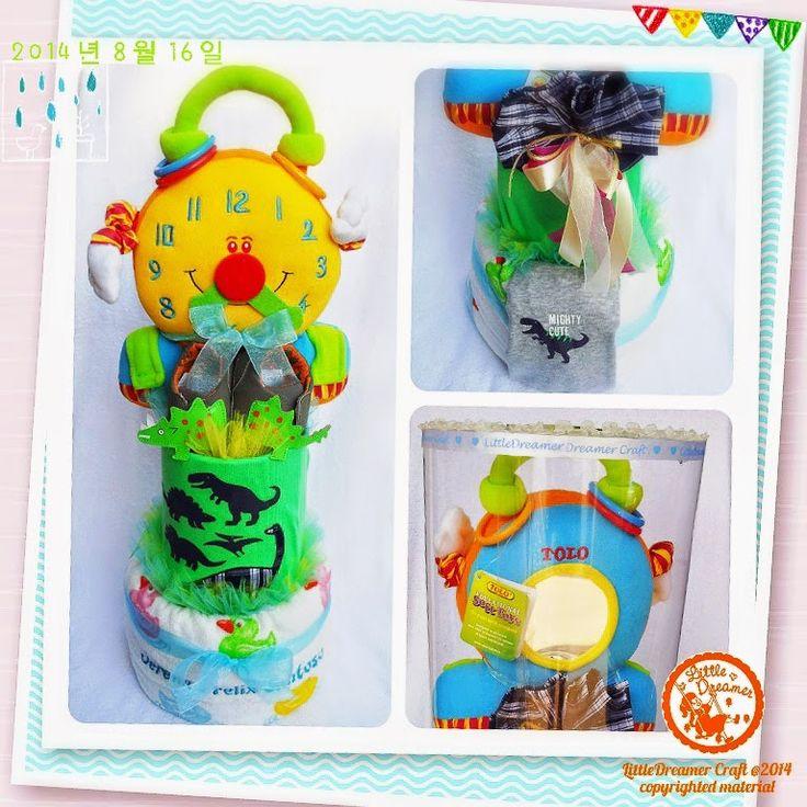 {2014○august} ♡LDC NewBorn Baby' hamper/gift