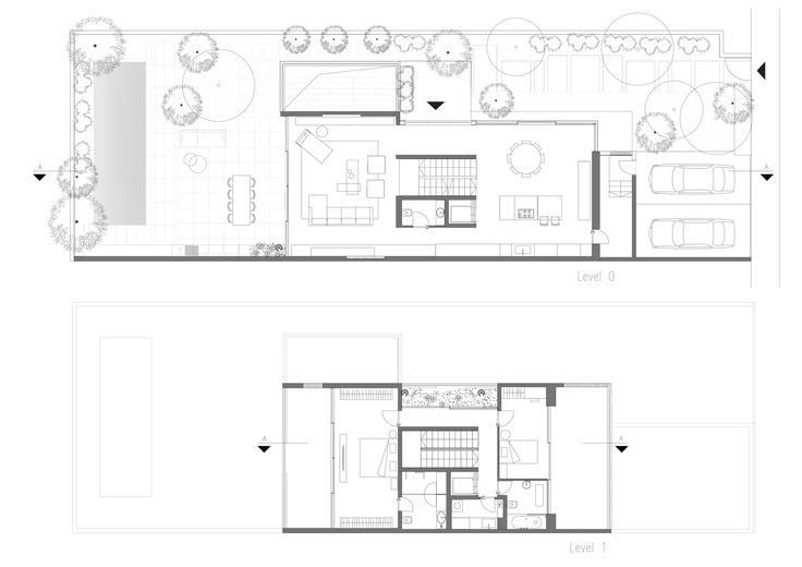 Galeria de Casa em Hertzliya Pituah / Levin Packer architects - 22