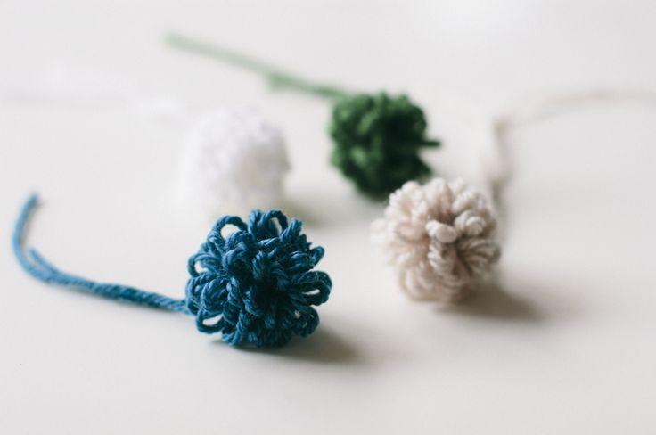 Mejores 1051 imágenes de Crochet : flores en Pinterest   Flores ...