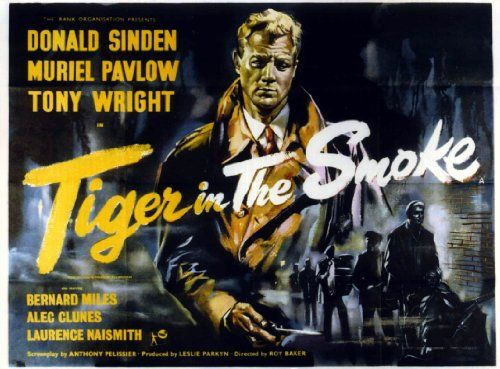 Image result for tiger in the smoke 1956