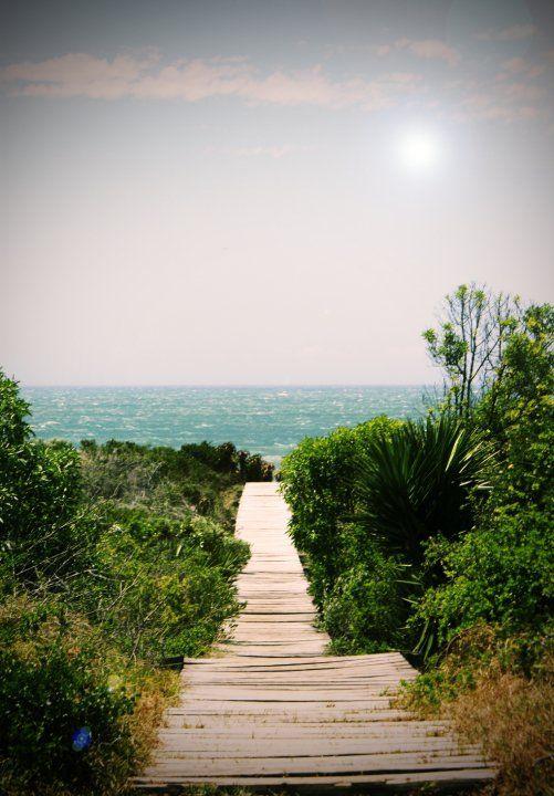 Jeffreys Bay, South Africa.