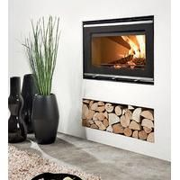 Westfire Uniq 32 DEFRA Approved Frameless Inset Stove    Direct Stoves