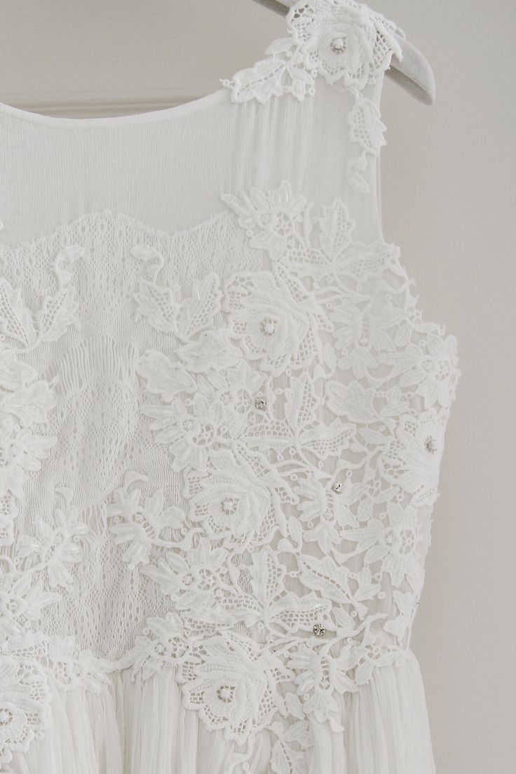 Rachel's beautiful #handmade #weddingdress #indianlace #lace