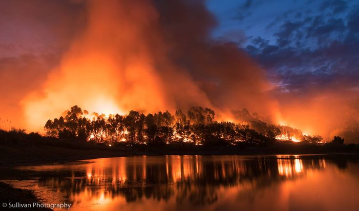 Crazy, Tragic, Sad Week for Firefighters in the Western Cape