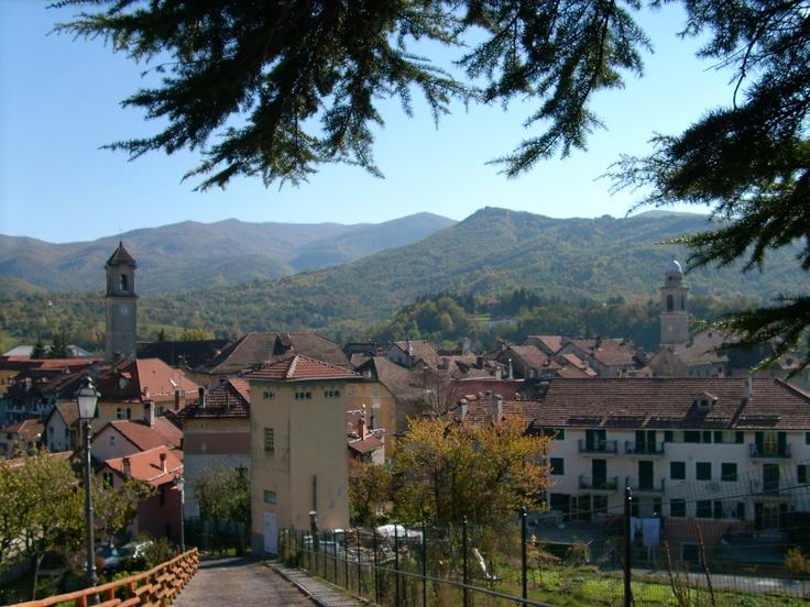sassello Ligurian Apennines