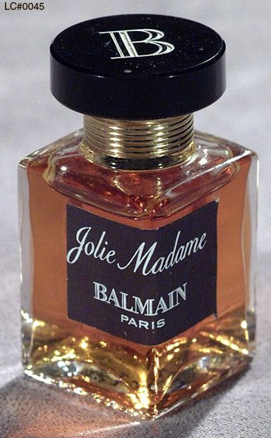 Jolie Madame by Germaine Cellier for Pierre Balmain