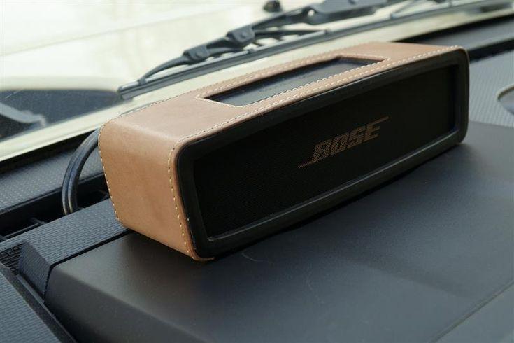 Boseのポータブルスピーカーで手軽にいい音を スズキ ジムニーシエラ By Compass みんカラ ジムニーシエラ ジムニー スピーカー