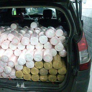 Offerte di lavoro Palermo  Una tonnellata e mezza di cocaina e hashish scoperta dalla polizia nel capannone di un'azienda in cui si lavora il cemento. In manette un campano e due...  #annuncio #pagato #jobs #Italia #Sicilia Palermo maxideposito di droga in un magazzino: tre arresti