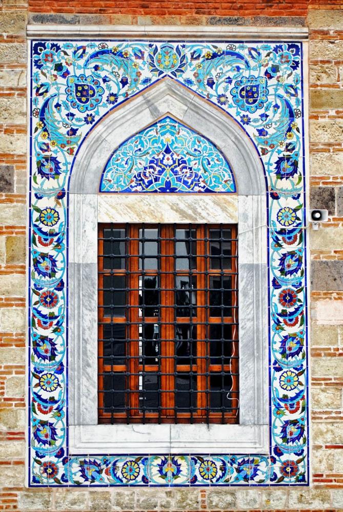 Konak Mosque, Izmir. Photo by F H Mira