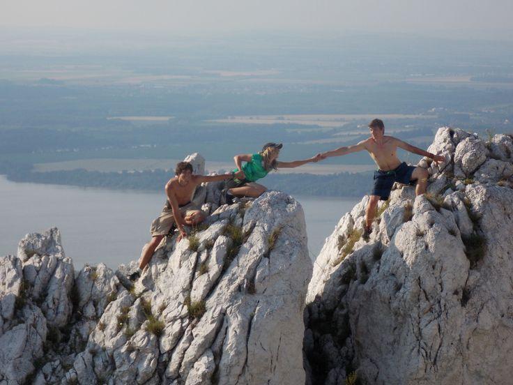 """Klára Kurucová """"Nebezpečný celodenní výlet napříč Pálavou"""" Pálava"""
