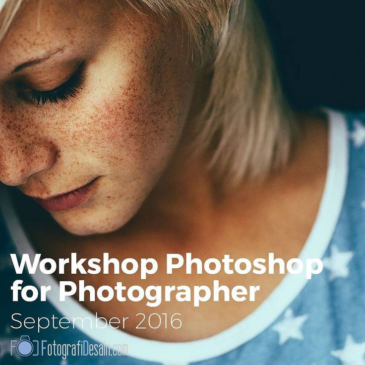 Workshop Photoshop for Photographer Sept 2016 More info: http://bit.ly/27uhhnJ #workshop #kursus #belajarphotoshop  #eventjakarta2016 #belajarfotografi