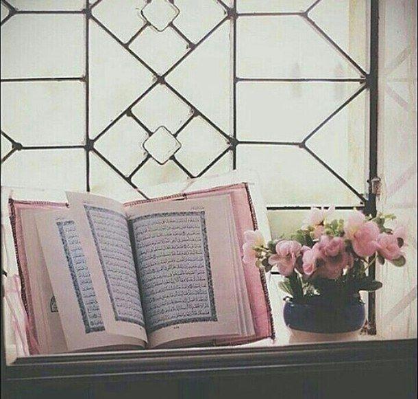 book, hijabi, islam, muslimah, quran, read, vers, surah, allah's words